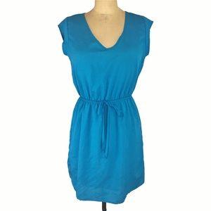 BeBop Mini Dress with Cutout Back Size M